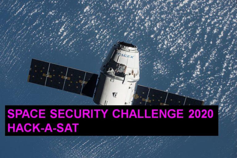Premier CTF dans l'espace avec Hack-A-Sat : l'US Air Force lance un Bug Bounty et invite les hackers à pirater l'un de leurs satellites en orbite