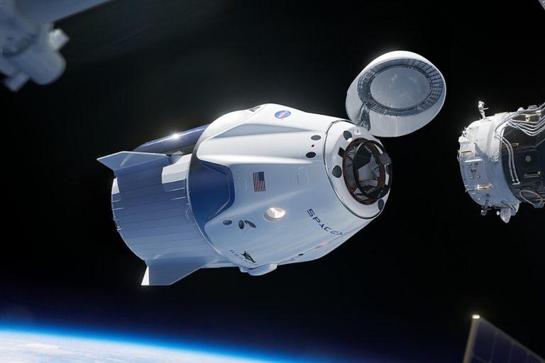 Premier vol habité pour la capsule Crew Dragon de SpaceX le 27 mai 2020