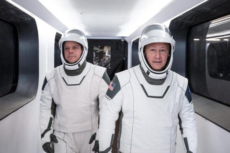 Tous les LIVEs pour suivre en direct le premier lancement d'une fusée SpaceX avec un équipage