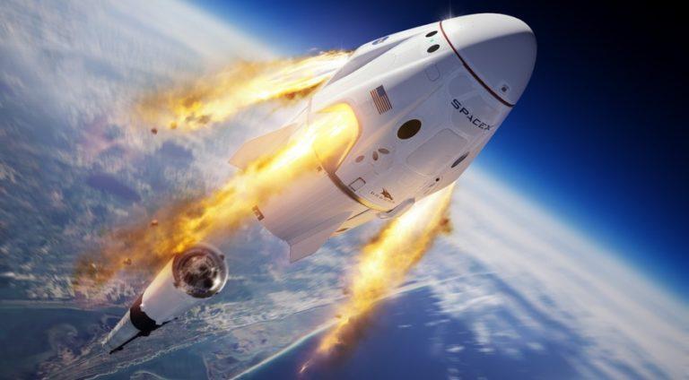 Retour sur le dernier test de sécurité de SpaceX avant son premier vol habité le 27 mai 2020