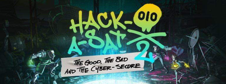 Hack-a-Sat 2 is back avec toujours un challenge pour hacker un satellite américain en orbite